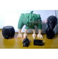 سفارش طراحی و چاپ انواع طرح های سه بعدی و صنعتی با  پرینتر سه بعدی