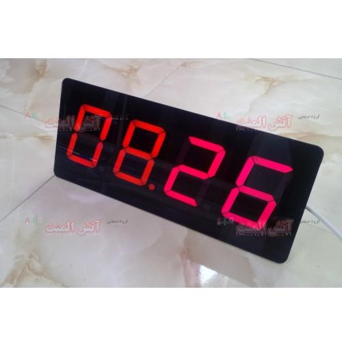 ساعت دیجیتال با 7Segment