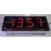 ساعت دیجیتال با LED